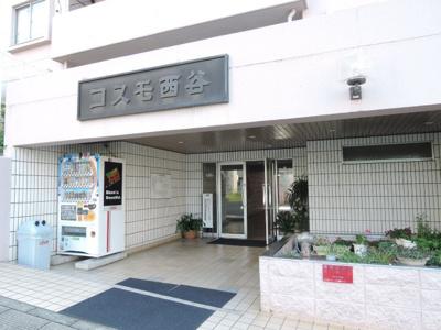 【エントランス】コスモ西谷