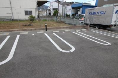 【駐車場】M・メゾン