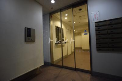 【エントランス】ラグジュアリーアパートメント文京根津