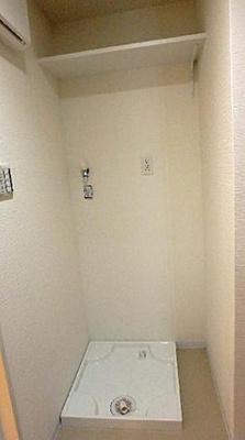 【洗面所】ブラッサ住吉本町