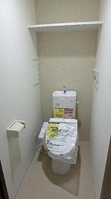 【トイレ】ブラッサ住吉本町