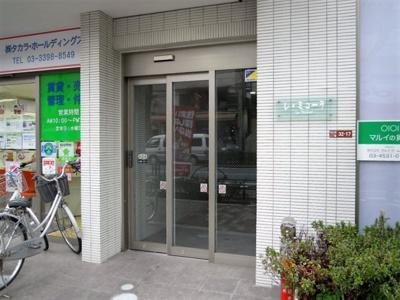 【エントランス】レ・ミューラ