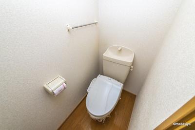 トイレ トイレ ウォシュレット付