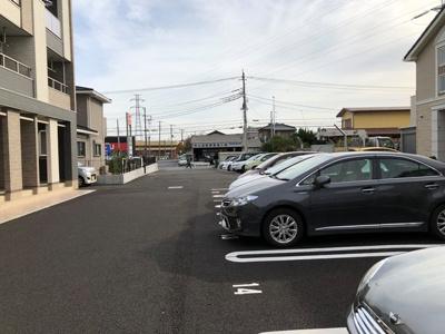 【駐車場】フォレストコートⅡ