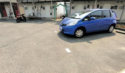 【駐車場】プラザ吉見