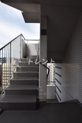 【その他共用部分】カスタリア日本橋