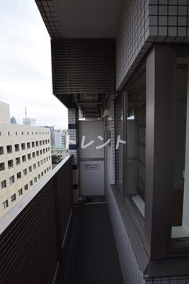 【バルコニー】カスタリア日本橋