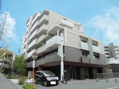 【現地写真】 RC造 9階建てマンション♪