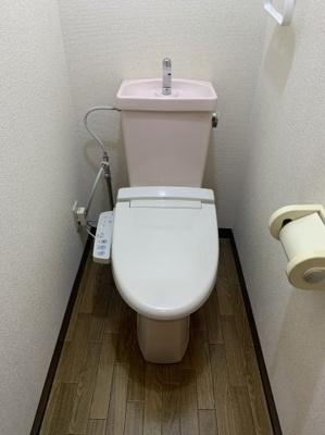 【トイレ】グランシャトーS1