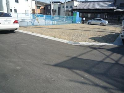 【外観】高知市朝倉 分譲地