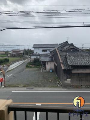 【展望】サンハイツ諸藤