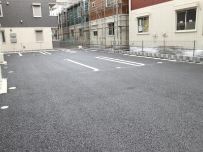 【駐車場】レガーメ