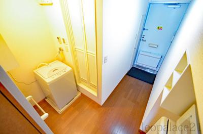 【浴室】天