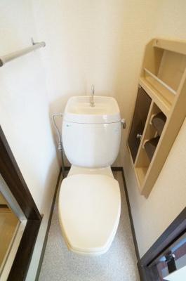 【トイレ】リバーサイドB