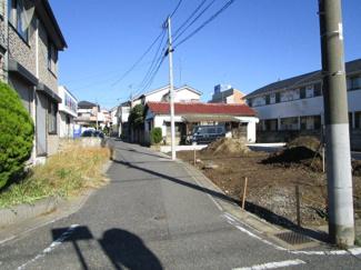 千葉市中央区南町 土地 蘇我駅 間口が広いため、駐車スペース確保できます!