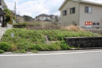 【区画図】夢前町前之庄/売土地