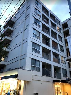【外観】一乗寺コーポラス 3階