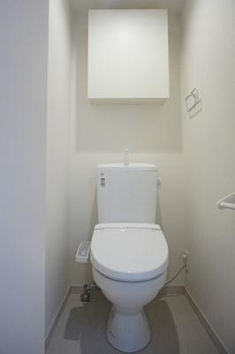 リブリ・ルミックのトイレ