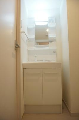 リブリ・ルミックの洗面台