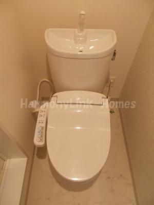 ウッドサイド池袋のトイレ