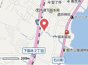 【地図】セジュール東南壮