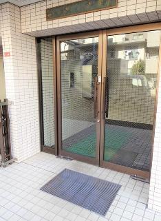 【エントランス】シャトーアサイ