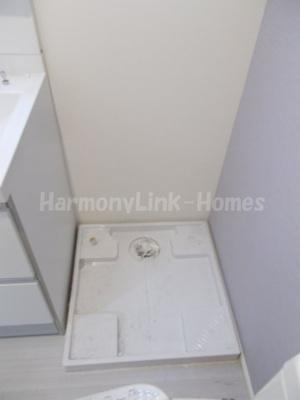 ハーモニーテラス伊興Ⅱの室内洗濯機置き場☆