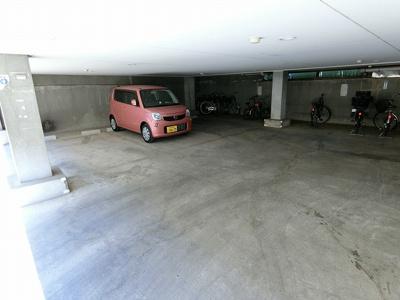 【駐車場】クリエール山中
