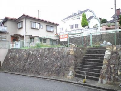 【外観】姫路市梅ヶ谷町/売土地