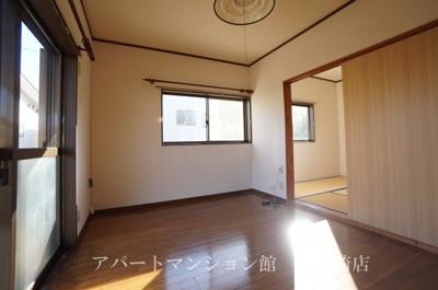 【寝室】稲敷市犬塚戸建