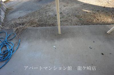 【バルコニー】稲敷市犬塚戸建