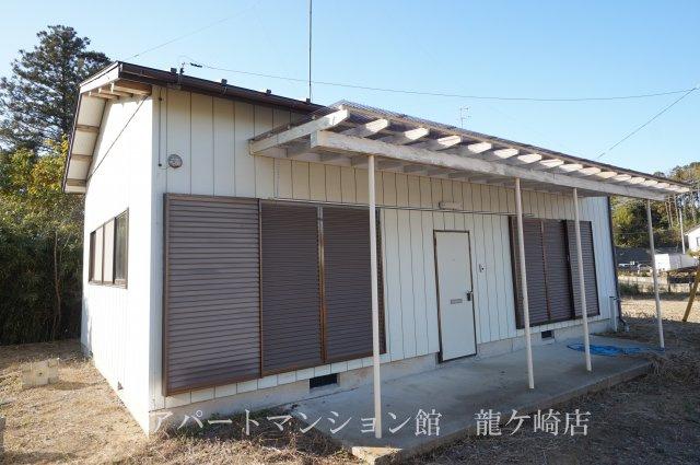 【外観】稲敷市犬塚戸建