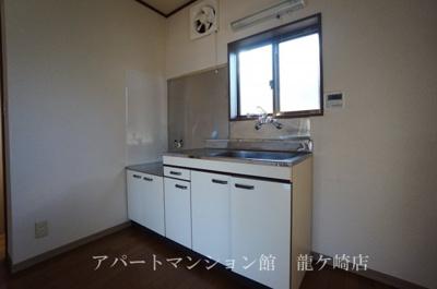 【キッチン】稲敷市犬塚戸建