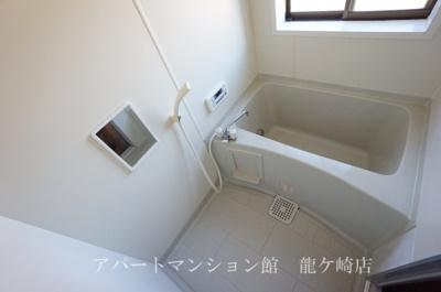 【浴室】稲敷市犬塚戸建