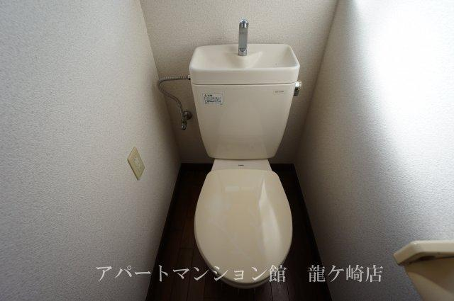 【トイレ】稲敷市犬塚戸建
