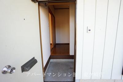 【玄関】稲敷市犬塚戸建