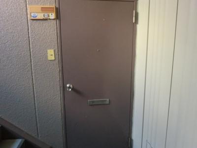 【玄関】グランドハイツⅠ