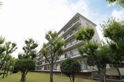 【外観】富田第二住宅77号棟