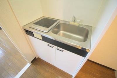 【キッチン】フローラルハイツ服部