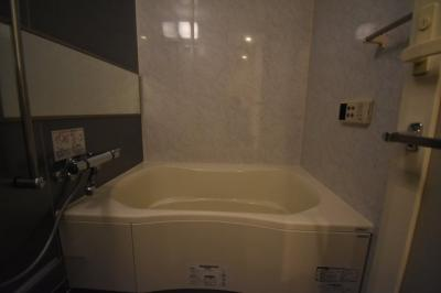余裕の広さがあるお風呂です。