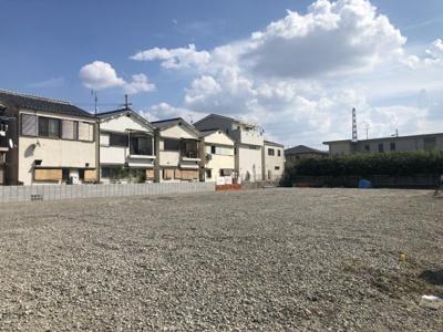 【外観】摂津市新在家1丁目 建築条件付き売土地 4号地