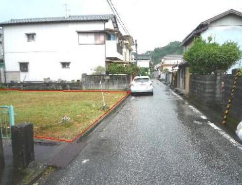 【前面道路含む現地写真】浦戸