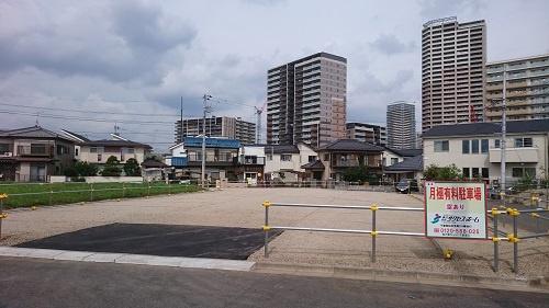 【外観】44:増田174駐車場