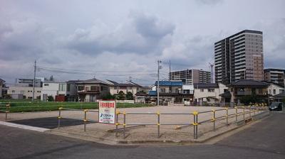 【展望】増田174駐車場(軽専用)
