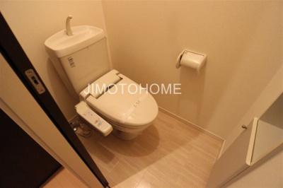 【トイレ】バウムハイム