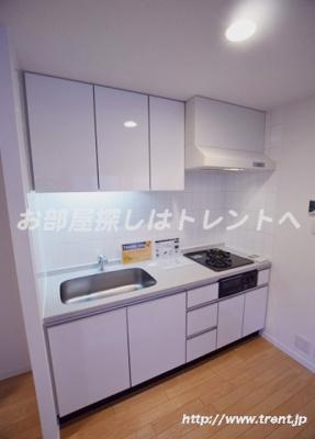 【キッチン】ルクレ新川レジデンス(旧KWレジデンス新川)