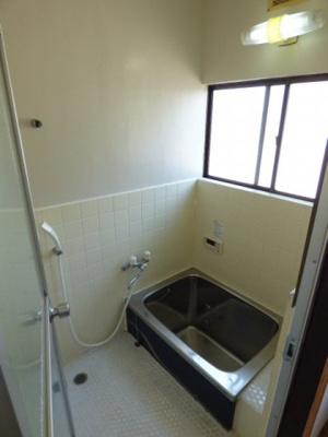 【浴室】大利根町貸住宅