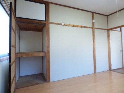 【収納】大利根町貸住宅