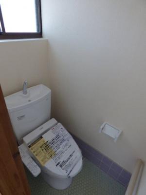 【トイレ】大利根町貸住宅