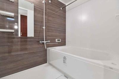 【浴室】千里中央レジデンス